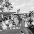Matrimonio, dettaglio della sposa, Pantianicco (UD)